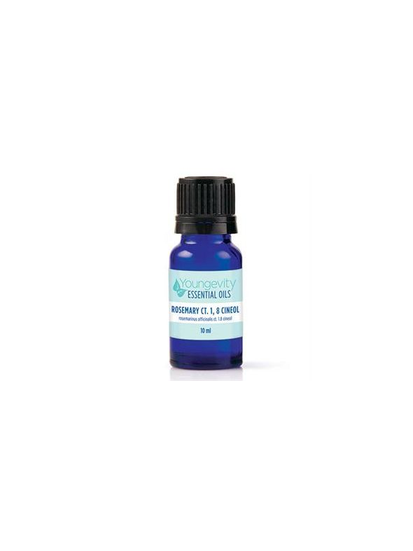 Rosemary Ct. 1, 8 Cineole Essential Oil - 10ml