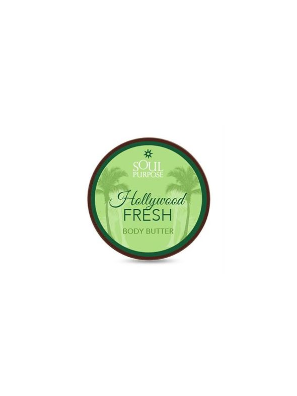 Hollywood Fresh Shea Body butter - 4 oz.