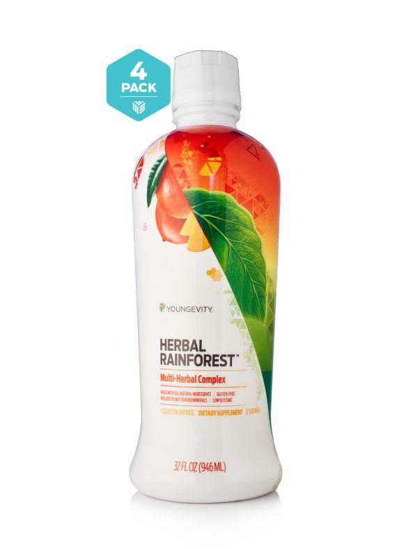 Herbal Rainforest™ - 32 fl oz (4 Pack)