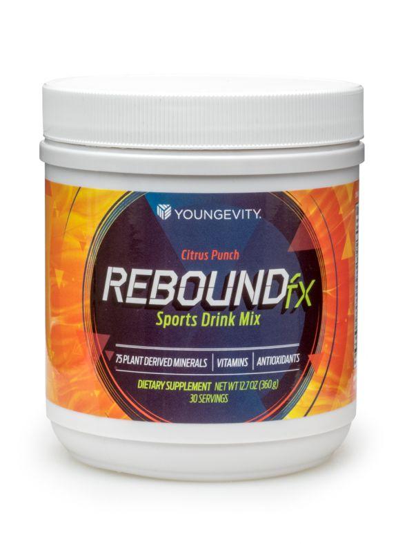 Rebound Fx™ Citrus Punch Sports Energy Drink