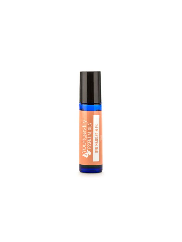 Red Mandarin 1% Roller Bottle - 10ml