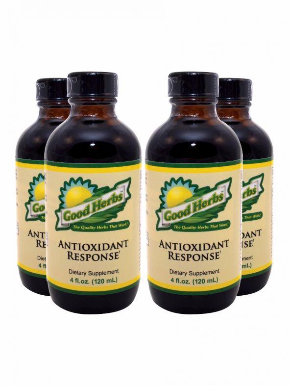 Antioxidant Response (4oz) - 4 Pack