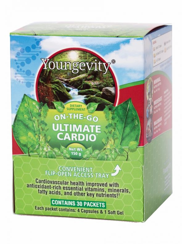 On-The-Go Cardio Daily Premium Pak